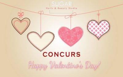 Concurs by SUGAR Beauty Studio